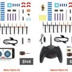 フライブリックスがレゴで作るドローンキッドを発売