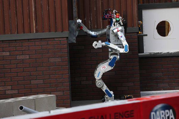 災害用ロボット_HUBO_韓国