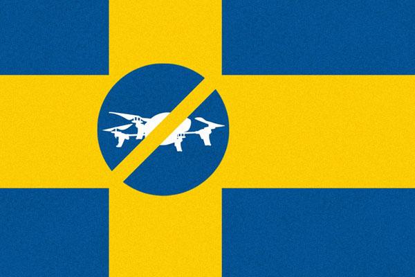スウェーデン_ドローン_監視カメラ
