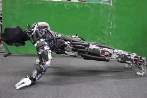 ヒューマノイドロボット_ケンゴロー_東京大学