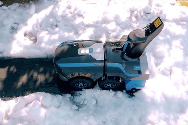 除雪ロボット_コービー