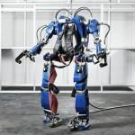 ヒュンダイがウェアラブルロボット・H-MEXを軍イベントに展示