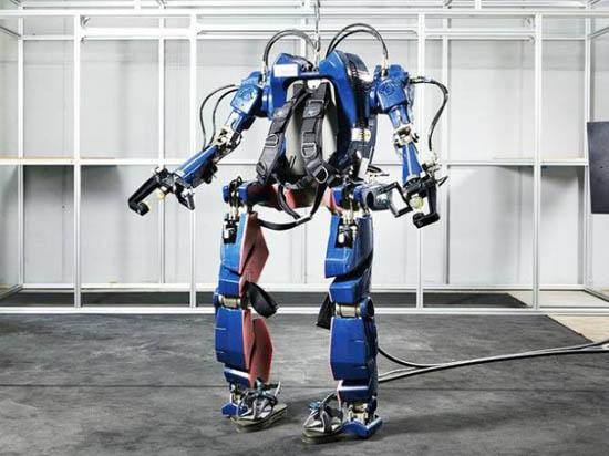 ウェアラブルロボット_H-MEX_ヒュンダイ