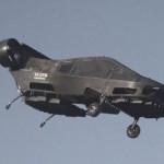 空飛ぶロボットタクシー「エアミュール」飛行実験に成功