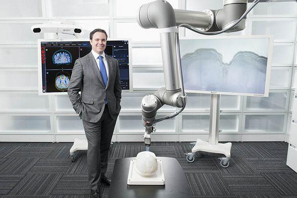 シナプティブメディア_医療用ロボット