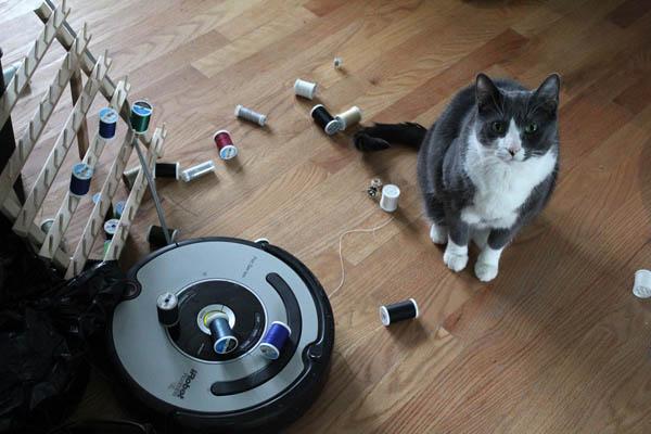 猫の舌_ソフトロボット