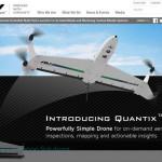 注目の農業用ドローン・エアロヴィロンメント社「Quantix」1回で50万坪を探索可能