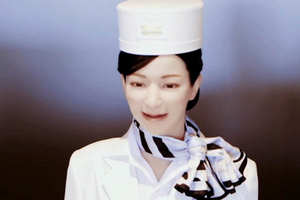変なホテル_ギネス_ロボット