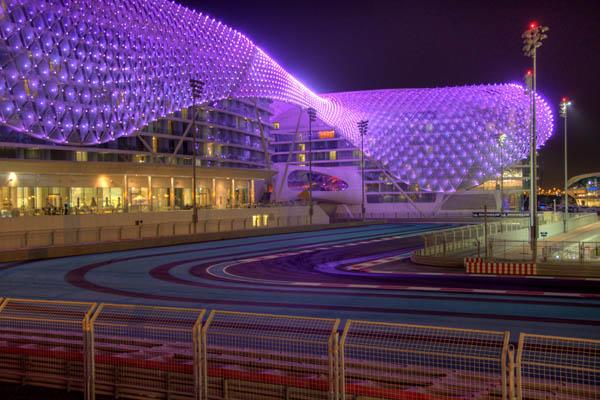 モハメド・ビン・ザイード国際ロボティクスチャレンジ_Mohamed Bin Zayed International Robotics Challenge、MBZIRC_ヤス・マリーナ・サーキット