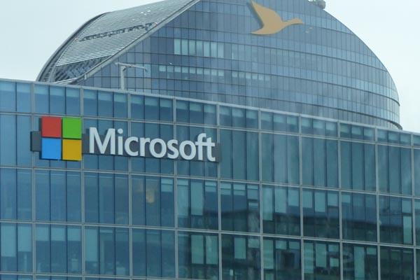 人工知能特許ランキング_マイクロソフト