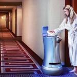 「歯磨き粉持ってきて…」ルームサービスロボ「Relay」米ホテルで導入進む