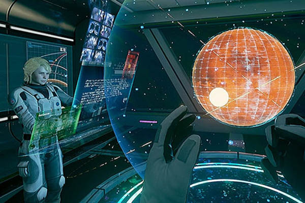 UNEARTHING MARS_VRゲーム