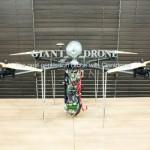 韓国企業が1時間以上飛行可能なドローンを開発…水素燃料電池を利用