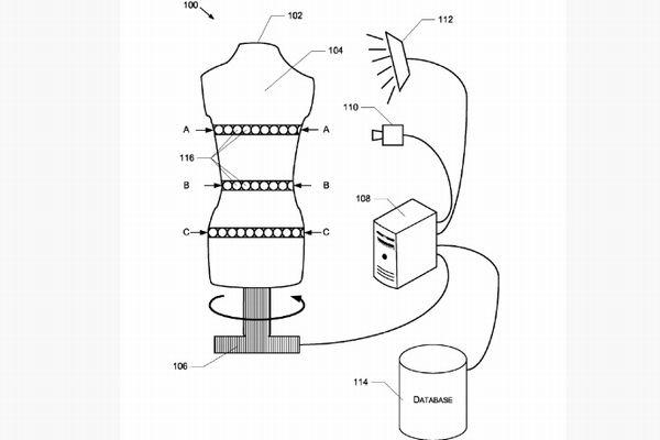 アマゾン_モデルロボット_特許