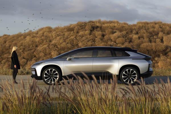 Faraday Future car_FF91