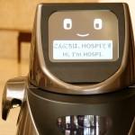 パナソニックのロボット「ホスピ(HOSPI)」医療現場から空港・ホテルでも活用