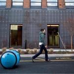 伊ベスパ親会社が買い物サポートロボット「ジータ(Gita)」開発