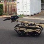 豪警察が全天候型の対テロ・救助ロボット導入…300kg積載可能