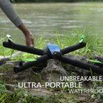 着水可能な防水仕様の「水上ドローン」ディオドン(Diodon)発売へ…
