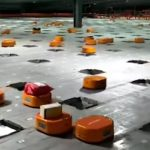 倉庫用ロボット「リトル・オレンジ」が1日20万個の荷物を仕分ける