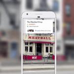 GoogleがAIを活用した「Google Lens」を発表...情報を検索してARで表示