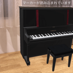 ARでピアノの配置具合チェック...アプリ「RoomCo」で可能に