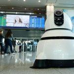 韓国・仁川空港「ガイド&掃除ロボット」登場! 出入国ロボ管理官も開発中