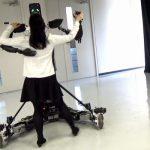 東北大学「ダンスを教えるロボット」開発中...トレーニングやリハビリで活用