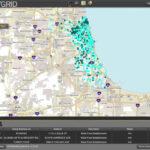 ビッグデータで街の動きをリアルタイムに捕捉する「WindyGrit」…SNS投稿や警察・交通情報など分析