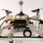 MITが陸空両用ドローンを開発…走行と飛行を組み合わせ機動性高める