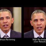 AI利用した「フェイク映像」実験の恐怖!...音声を学習し口の動きを生成