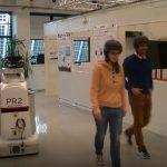 ロボットは人に道を上手く譲れるか…仏大学がマナーを教える実験開始