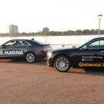 コンチネンタルとマグナ・インターナショナル「 米国・カナダ間の公道480㎞」で自動走行車のテスト開始