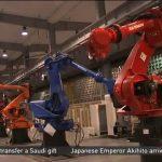 中国のロボット普及で350万の雇用が喪失か…成長曲線は日本と酷似