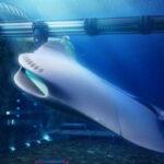 """""""溶ける水中ドローン""""にトビウオ型魚雷…英海軍の近未来「潜水艦システム」計画がすごい"""