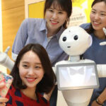 AIロボット「ペッパー」韓国進出…金融・書店・医療施設で稼働
