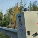 北京の高速道路「パトロールロボット」爆誕…ガードレール上を移動し違反者検挙や事故処理