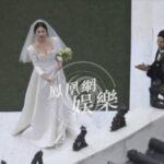 韓流ビックカップルの結婚式に中国芸能メディアが「ドローンパパラッチ」投入し物議