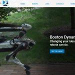グーグルがボストン・ダイナミクスに特許譲渡...ロボット事業から完全に撤退か