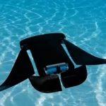 エイ型自律型海中ロボット「マンタドロイド」開発…シンガポール