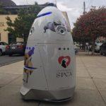 動物保護団体が無許可で警備用ロボットを配置し「ホームレス排除」…米SF