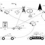 米フォードが「自律走行パトカー」の特許を申請中…AIで交通違反検出