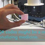 食べるQRコード!?「薬の成分」をインクにし印刷する技術を開発…デンマーク