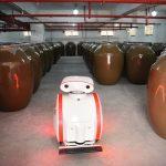 中国銘酒「茅台酒」の倉庫保守に警備用ロボット&ドローンが正式導入