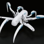独メーカーのクモ型&コウモリ型「新生物ロボット」がカッコいい!