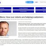 北欧大手ノルデア銀行がロボアドバイザー「Nora」を提供開始…利用者は数年内に200万人を想定
