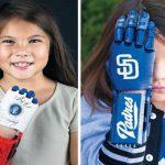 「30球場で始球式をやりたい」...ネバダ州立大学&MLB関係者が叶えた義手少女の夢