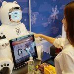 韓国セブンイレブンにAI搭載した決済ロボット「VENY」が登場