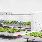 野菜栽培の完全自動化なるか...米Iron Ox社がロボット室内農園を公開