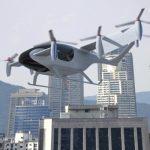 韓国の空の玄関口・仁川市が有人ドローン開発へ…デザイン案を公開